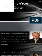 Do You Know Your Cost of Capital