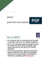 UMTS Intro