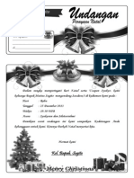 Undangan Perayaan Natal (word2007)