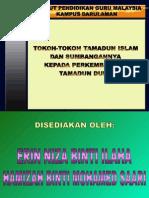 Tokoh-Tokoh Tamadun Islam Dan Relevensinyaya Kepada an Tamadun Dunia