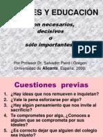 1 - VALORES Y EDUCACIÓN