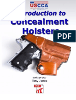 Introduction to Concealment Holsters
