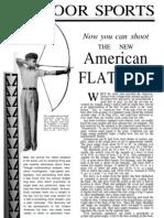 Flat Bow