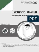 DWF-176G Manual Tecnico