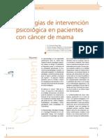 Intervencion Psicologica Pcte. Oncologicos - Gonzalo Rojas-May