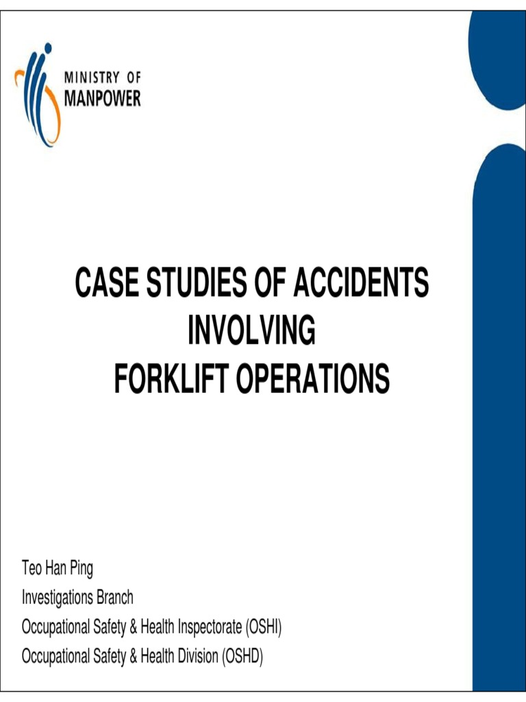 INDUSTRIAL ACCIDENTS - SlideShare