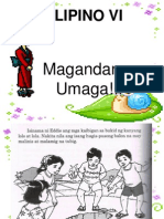Kayarian Ng Pang-uri - Payak, Maylapi, Inuulit, Tambalan