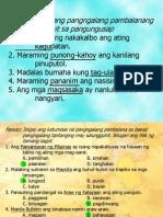 Filipino Sat Review