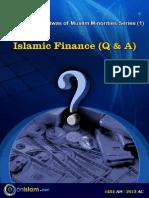 Islamic Finance Q & a eBook