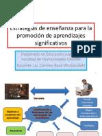 3-estrategiasdeenseanzaparalapromocindeaprendizajes-090627144035-phpapp01