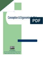 Conception & Ergonomie du Web