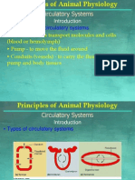 09 Animal Physiology - Circulatory Systems