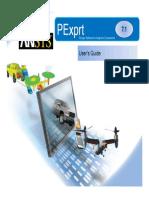 PExprt v71 L01 Introduction