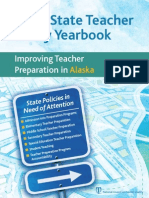 2012 State Teacher Policy Yearbook Alaska NCTQ Report
