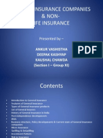 Presentation on General Insurance Companies