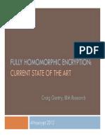 Fully Homomorphic Encryption_2