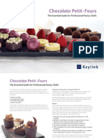 Keylink Petit Fours Book