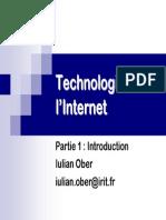 Internet 1 Intro