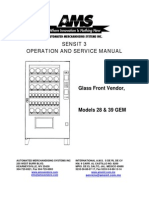 Ams Slim and Wide Gem Sensit 3 Manual