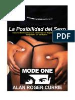 6.-Mode One-La Posibilidad Del Sexo