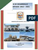 Plan Actualizado 2012