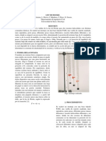 3° Informe de fisica, LEY DE HOOKE.