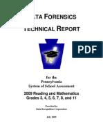 Data Forensics final Report