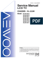 Sl-223m_daewoo Lcd Tv