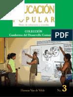 03 Educacion Popular - III Edicion