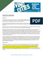 Living Cities - Design Brief