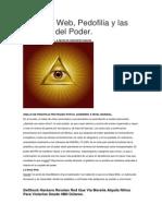 La Deep Web Pedofilia y las Cúpulas del Poder