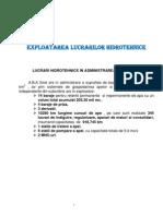 Lucrari Hidrotehnice in Administrarea a.b.a Siret_2012