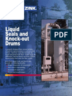 Liquid Seals and Knock-Out Drums
