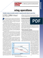 Improve Flaring Operations