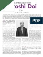 Hiroshi Do i Interview