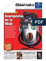 ¿Piratas o libertarios? Argentina, vivero de hackers que hacen temblar a Internet