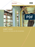 6276-1 HART XL Data Sheet Spanish