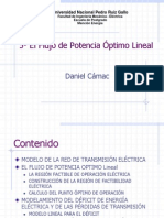 Clase 5b - OPF Lineal