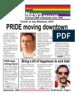 GLBT News Sept 09 e.mailer