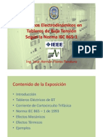 1.-Esfuerzos Electrodinamicos en Tableros de Baja Tension_ing. Jose Hernan Torres Panduro