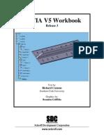 Catia v5r3 Workbook (Lesson 1)