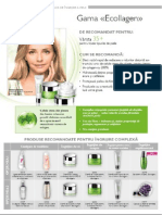 Oriflame ghid productie