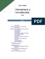 Literatura y revolución