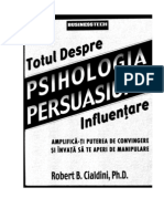 Psihologia Persuasiunii-Robert Cialdini