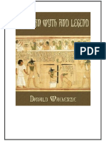 Donald Mackenzie Egyptian Myth and Legend