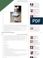 Free Pattern Lalaloopsy Doll