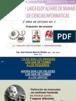 2.7. Analisis Institucional y Organizacional_2013
