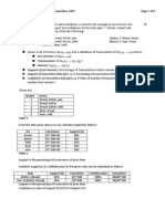 Data Warehousing and Mining - Exam Solutions