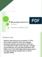 Manajemen Hepatitis C
