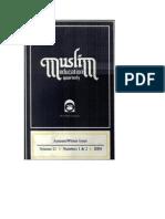 Adebayo, R.I. Islamizataion of Knowledge (1)